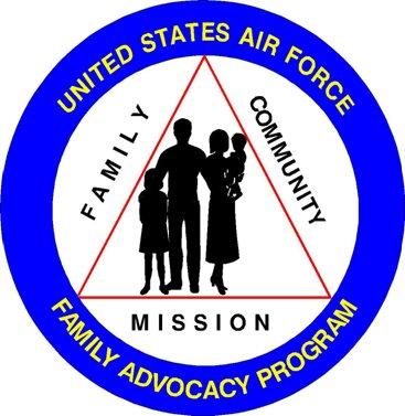 Air Force Family Advocacy Program emblem