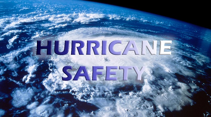 Hurricane season for the MacDill Air Force Base, Fla., and the surrounding Tampa Bay area is between June 1 and Nov. 30 with the peak of the season in September every year. In order to be prepared for a hurricane, it is recommended that people have a supply kit with at least two weeks of food and water for each person, have multiple evacuation routes, have a gas tank full for a car and have prescriptions refilled before a hurricane hits the local area. (U.S. Air Force photo illustration by Senior Airman Scott Warner)