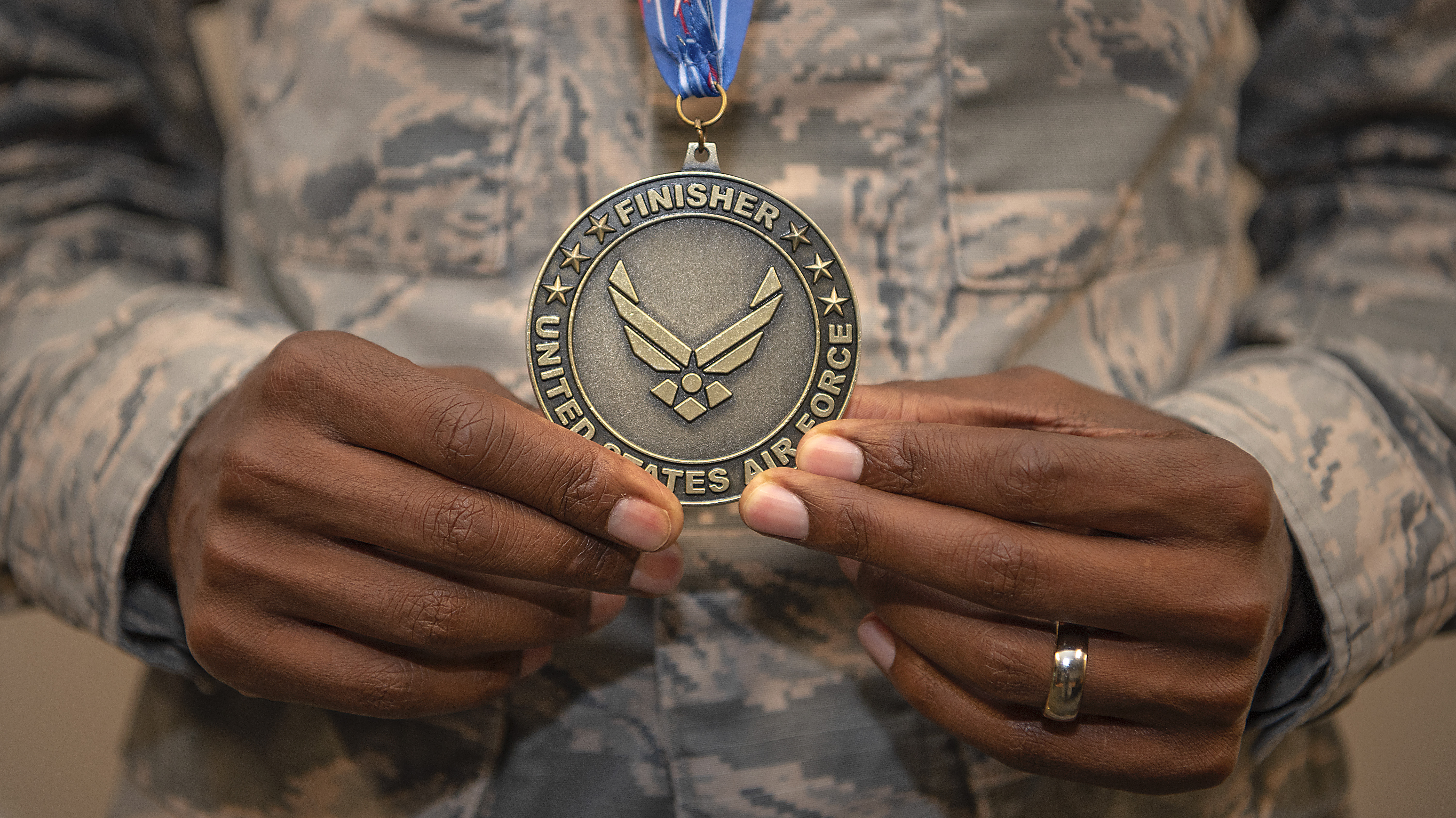 Fastest Airman in Air Force