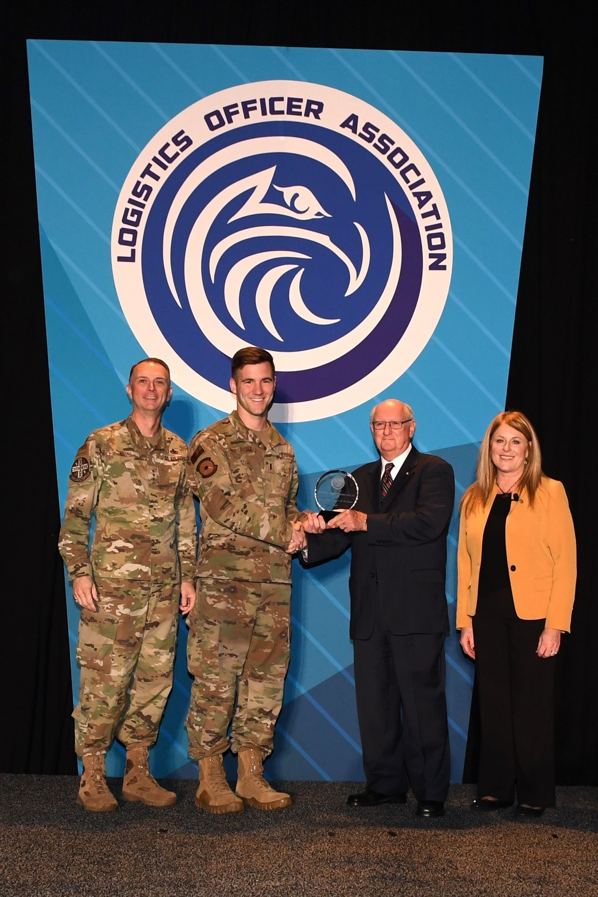 MacDill LOA chapter receives national recognition