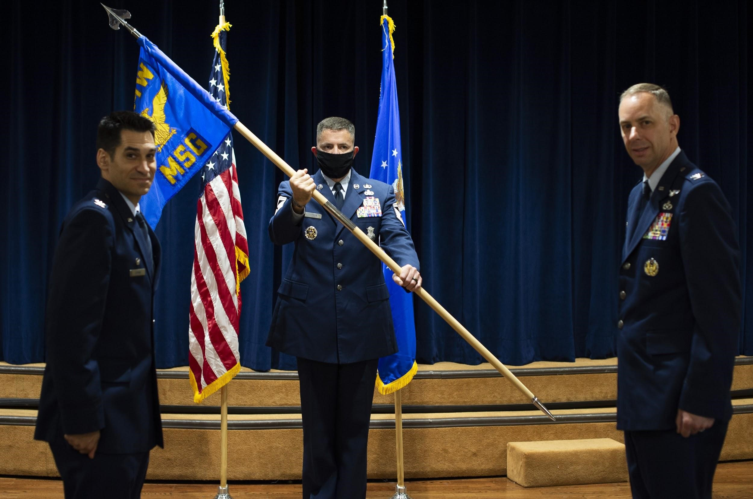 MacDill's newest commanders: ready to lead despite COVID-19